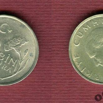 Турция 10.000 лир 1996