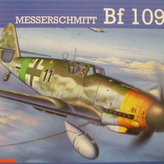 Модель Revel Bf 109G-10 04532