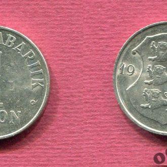 Эстония 1 крона 1993
