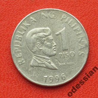 Филиппины 1 писо 1996 #2