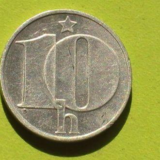 10 Геллеров 1989 г Чехословакия 10 Гелерів 1989 р