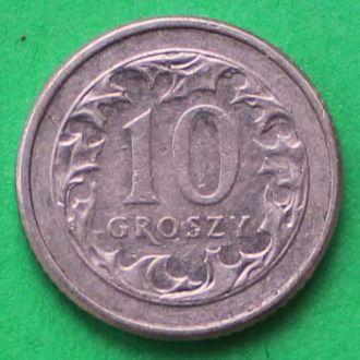 10 грош 1992 г. Польша