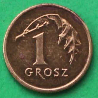 1 грош 1999 г. Польша