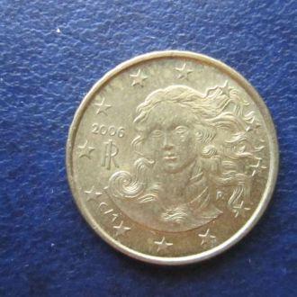 10 евроцентов Италия 2006