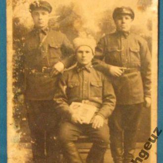 Военная тройка 1930 - х годов !!!