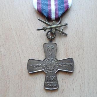 Польша Крест 1,09,,1939
