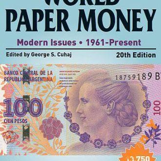 2014 - Krause -Банкноты мира c 1961 г. ред.20 - CD