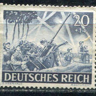 Рейх 1943 Герои вермахта. Зенитная батарея МН