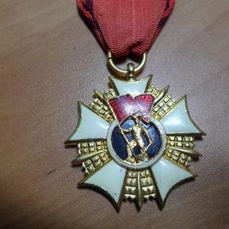 """Польша """"Орден трудавого знамени"""" RP 1 ст"""