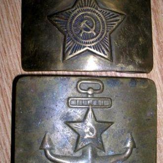 пряга ВМФ СССР праворукая + бонус СА