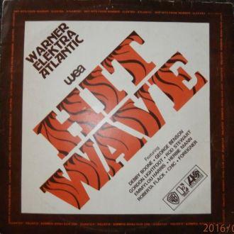 Sampler *HIT WAVE* WEA India  EX/EX