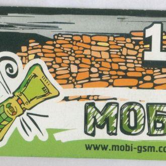 карта пополнения Моби