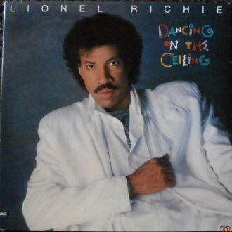 LIONEL RICHIE *DANCING ON THE CEILING*1986  US NM