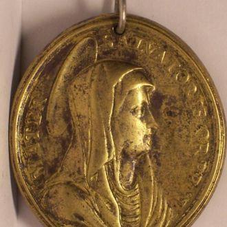 Дукач, Спаситель и Дева Мария, Ватикан, 1690-ые