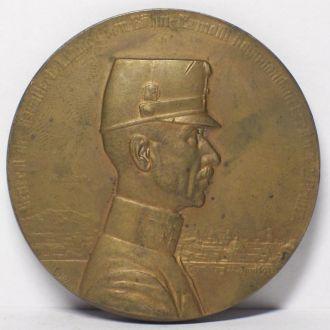 Освобождение города, ПМВ,  Львов, Галиция, 1915 г.