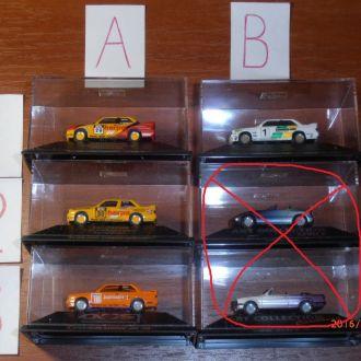 Автомобили BMW Herpa M 1:87 H0