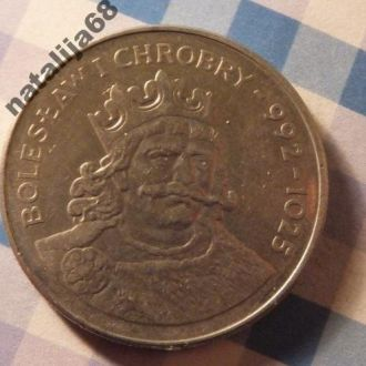 Польша 1980 год монета 50 злотых !