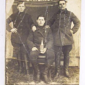 Бывшие солдаты РККА, Галиция, Польша, Украина 1927