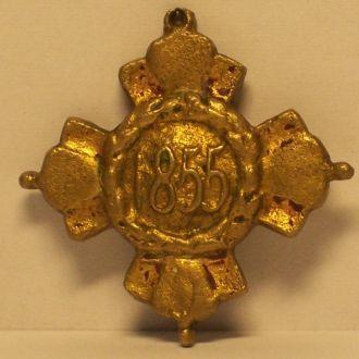 Крест, Крымская война, Россия 1850-ые