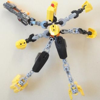 Фигурка Lego 2009 !