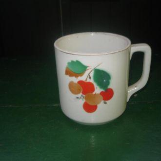 Старая чашка