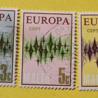 Британские колонии. Мальта. Европа.