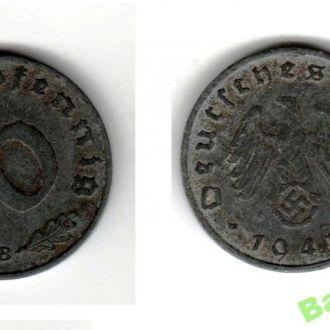 10 рейхспфеннигов 1941 B Германия
