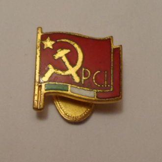 Значек Итальянских коммунистов