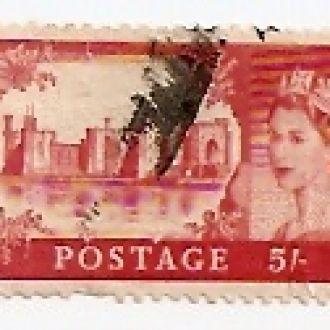 Великобританія Королева (№598)
