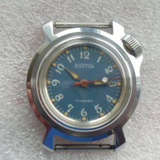 Часы Восток Малютка СССР 17 камней Рабочие