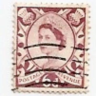 Великобританія Schottland Королева гаш (№601)