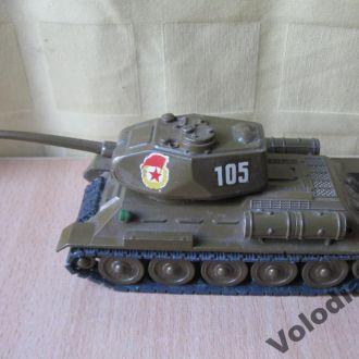 ТАНК Т - 34. СРСР.