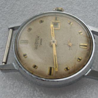 Часы Восток 2605 календарь СССР Рабочие