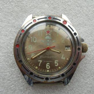 Восток 2414 А SU Командирские ВДВ СССР Рабочие !