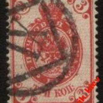 Царская Россия 1889 г. № 59 гаш