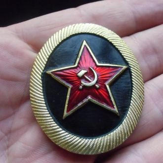 Кокарда ВМФ Морская Пехота СССР Отличная
