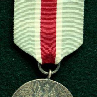 Военная медаль 1939 г   Польша.
