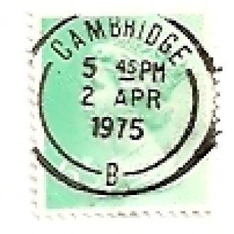 Великобританія гаш (№651)