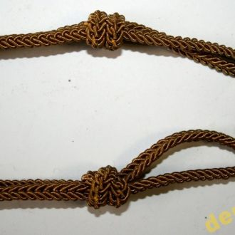 Филигранный шнур/ремешок на фуражку.