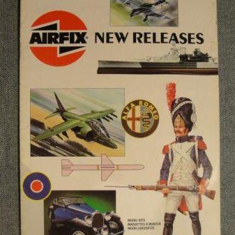 Журнал Моделей AIRFIX 1991 год !