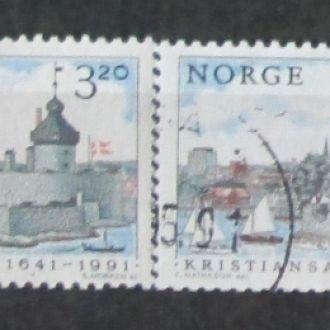 Норвегия архитектура 1991