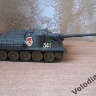 Танк СУ - 100. СРСР. Метал.