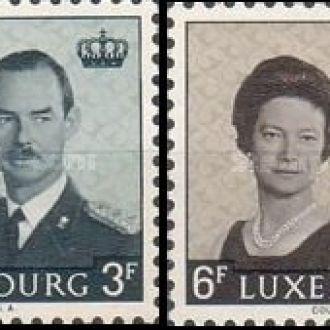 Люксембург 1964 принц Жан люди короли ** о