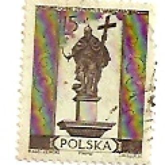 Polska Польща гаш (№630)
