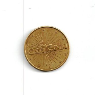 Жетон 4 No Cash Value Cat Coin