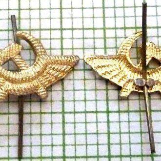 Петличная эмблема ГВФ СССР. Аэрофлот. Авиация.