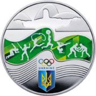 Ігри ХХХІ Олімпіади / Игры XXXI Олимпиады 2016