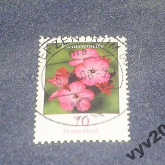 Германия-2006 г.-Цветок