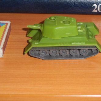 Танк Т-34 Игрушка СССР