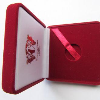 Футляр, коробка к монете НБ Украины 2 грн Золото